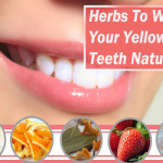 5 Alternative Herbs To Whiten Your Yellowish Teeth Naturally