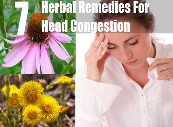 head congestion