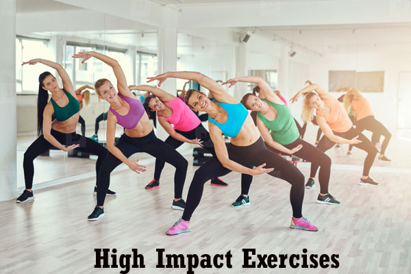 High Impact Exercises