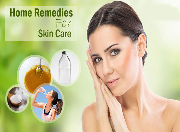 Home remedies for skincare
