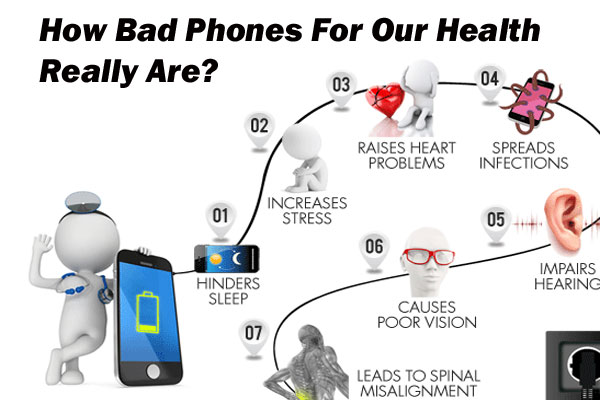 How Bad Phones For Our Health Really Are?