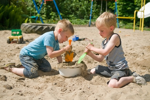 How Getting Dirty Helps Kids To Be Healthier
