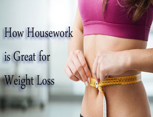 How Housework is Great for Weight Loss