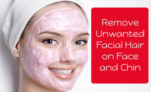 Get Rid Of Unwanted Face Hair Permanently