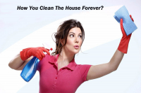 -Clean The House