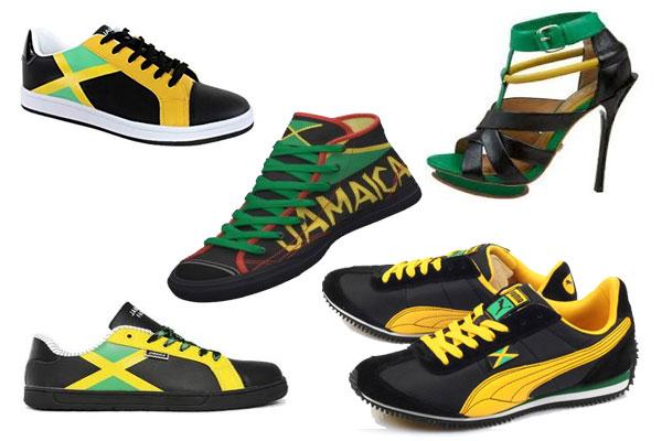 Jamaican footwear