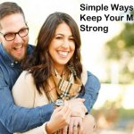 Simple Ways To Keep Your Marriage Strong