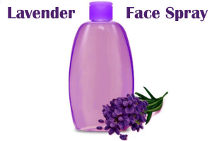 Lavender Face Spray