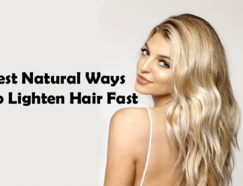 How Can I Lighten My Hair Naturally Fast