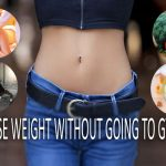 38 Proven Ways to Lose Weight without Going to the Gym