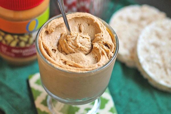 Low-fat Peanut Butter