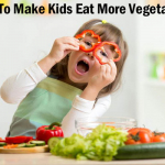 How To Make Kids Eat More Vegetables?