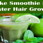 How To Make Smoothie For  Faster Hair Growth