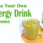 Make Your Own Energy Drink At Home