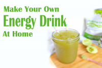 Energy Drink At Home
