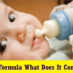 Milk Formula What Does It Contains