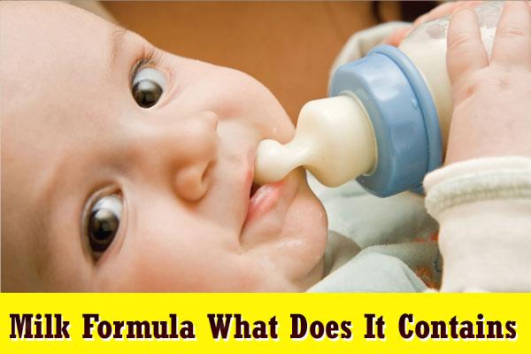 Milk Formula