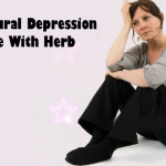 Natural Depression Cure With Herb