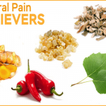 Top 9 Natural Pain Relievers