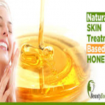Natural Skin Treatments Based On Honey
