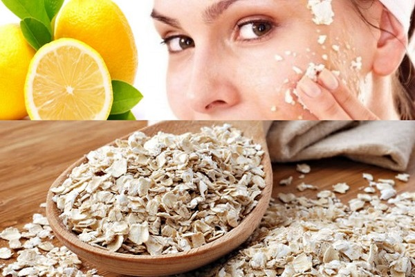 Oats for dark spots