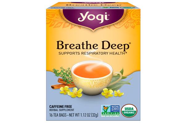 Organic Yogi Tea