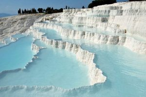 Pamukkale Thermal Pools in Turkey