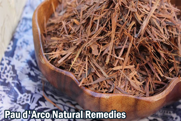 Pau d'Arco Natural Remedies