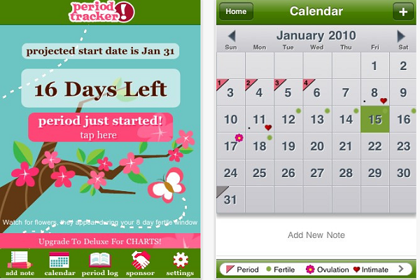 Period Tracker Lite