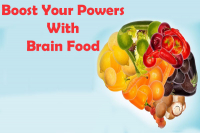 Powers With Brain Food