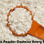 Protein Powder Contains Heavy Metals