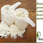 Protein Powder Contains Heavy Metals