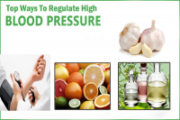 Regulate High Blood Pressure