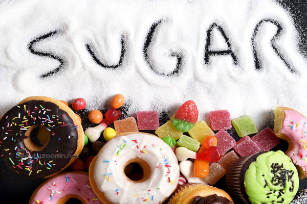 Remove from eating processed sugar