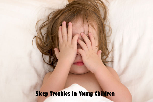 Sleep Troubles In Young Chi