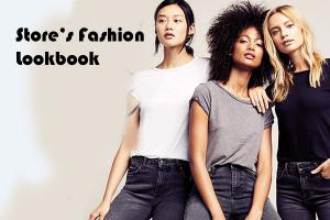 Store's Fashion Lookbook