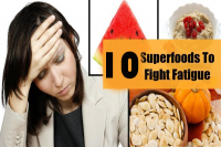 Super Foods To Fight Fatigue