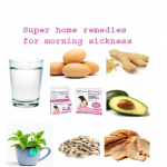 Super Home Remedies For Morning Sickness