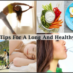 Ten Tips For A Long And Healthy Life