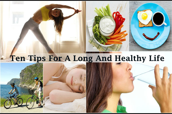 Long And Healthy Life