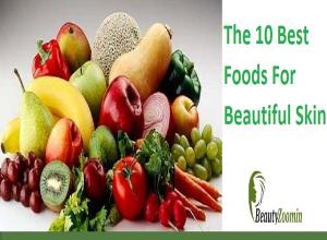 best foods for skin