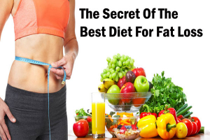 Best Diet For Fat Loss