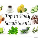 Top 10 Body Scrub Scents