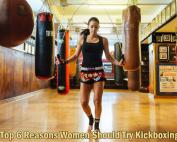 Women Should Try Kickboxing