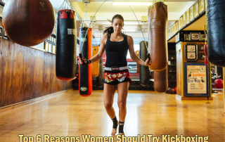 Women Should Try Kickboxing