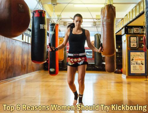 Top 6 Reasons Women Should Try Kickboxing