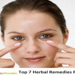 Top 7 Herbal Remedies For Treating Dark Circles Under The Eyes