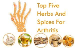 Top Five Herbs And Spices For Arthritis