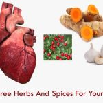 Top Three Herbs And Spices For Your Heart