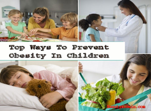 Top Ways To Prevent Obesity